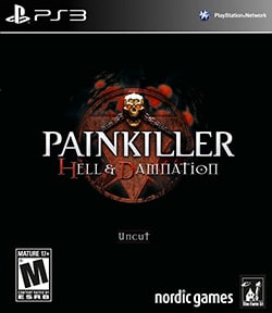 PS3 - Painkiller: Hell and Damnation