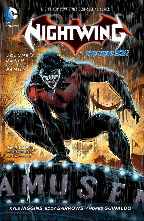Nightwing 3: Death of the Family (The New 52) (Paperback) - Thumbnail 0