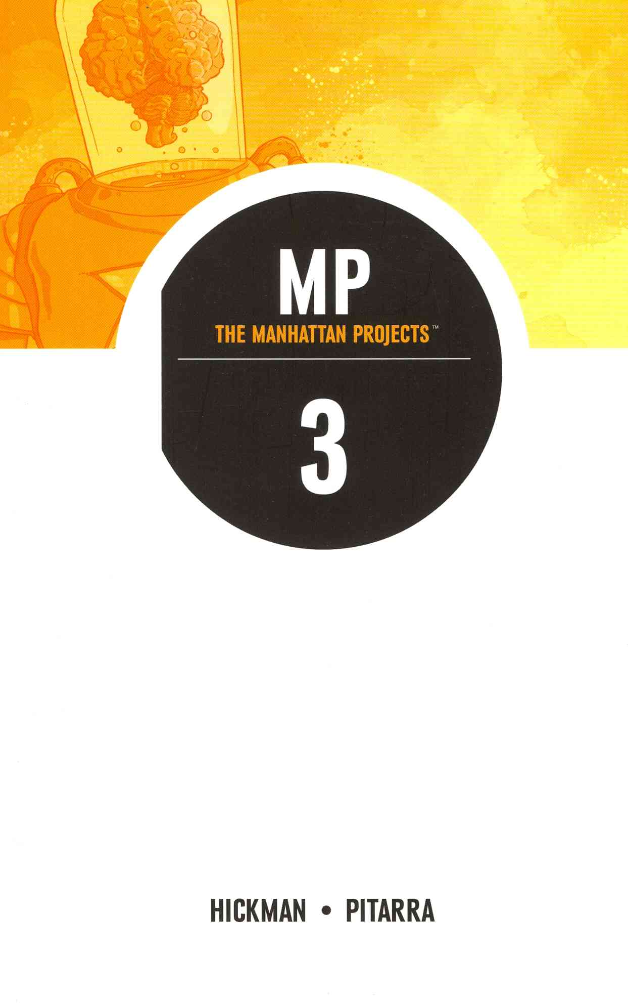 The Manhattan Projects (Paperback)