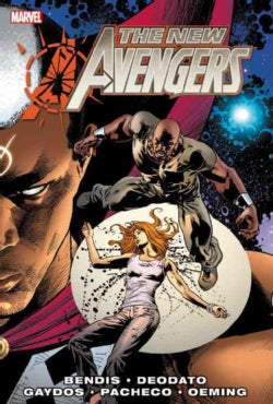 New Avengers by Brian Michael Bendis 5 (Paperback)
