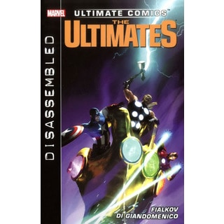 Ultimate Comics Ultimates by Sam Humphries 2: Disassembled (Paperback)