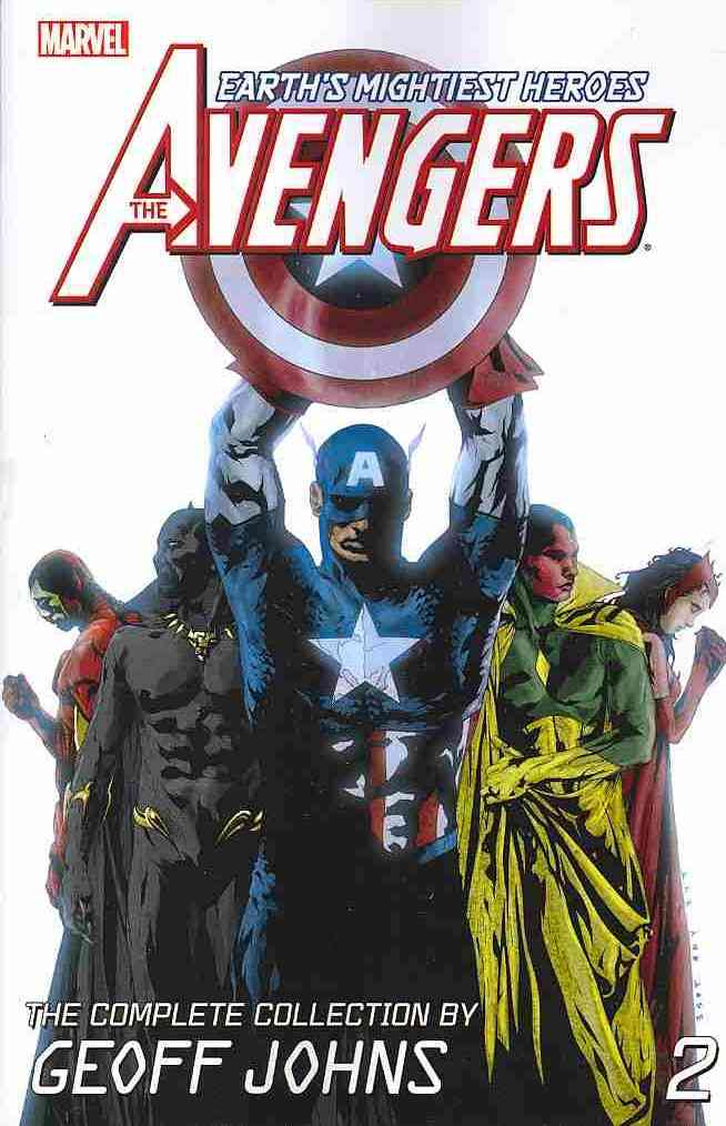 Avengers the Complete Collection by Geoff Johns 2 (Paperback)