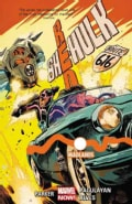 Red She-Hulk 2: Route 616 (Marvel Now) (Paperback)