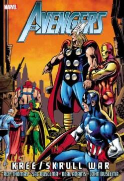The Avengers: Kree / Skrull War (Paperback)