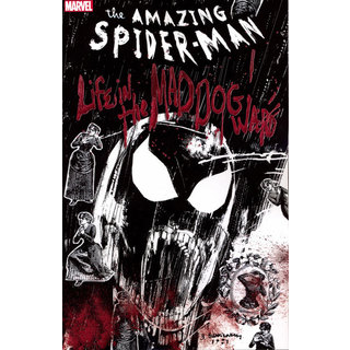 Spider-Man: Life in the Mad Dog Ward (Paperback)