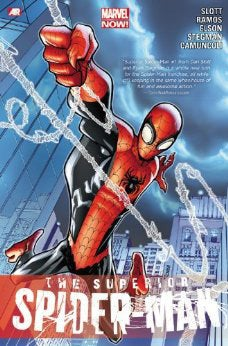 Superior Spider-Man 1: Marvel Now (Hardcover)