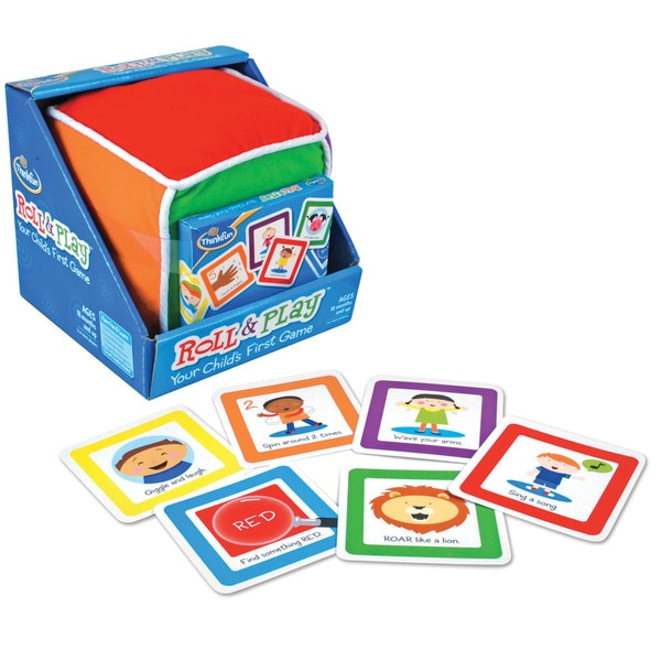 Think Fun Roll and Play Game