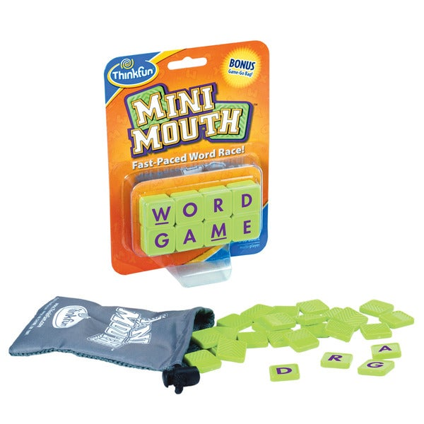 Think Fun Mini Mouth Game