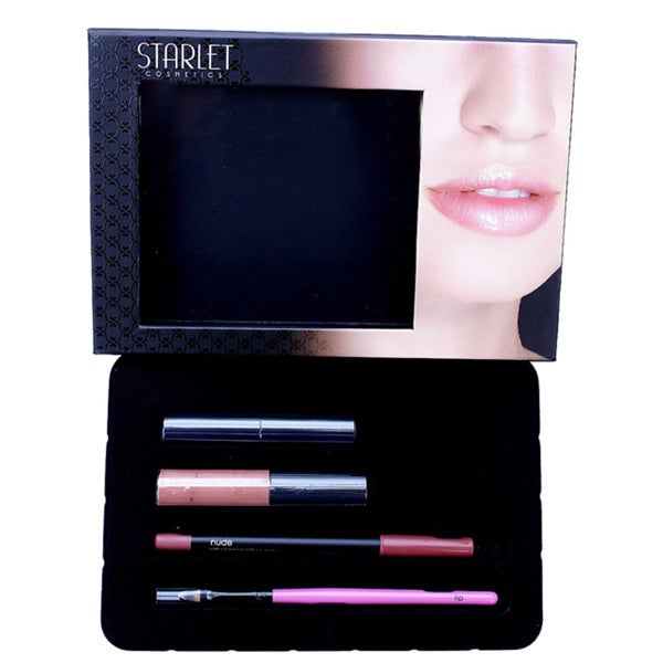 Starlet Nude Lip Collection