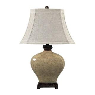 Dimond Lighting Bronze 1-light Table Lamp