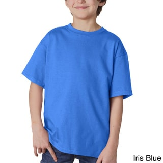 Los Angeles Pop Art Youth Unisex Cotton T-Shirt