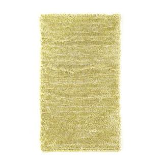 Hand-tufted Elle Citron Shag Rug (2'3 x 3'9)