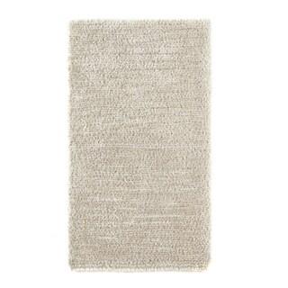 Hand-tufted Elle Ivory Shag Rug (2'3 x 3'9)