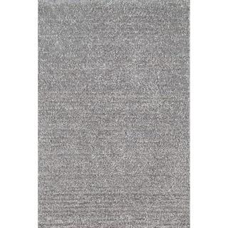 Hand-tufted Elle Steel Shag Rug (9'3 x 13)
