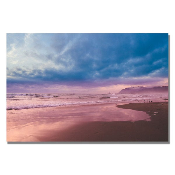 Ariane Moshayedi 'Color Reflections' Canvas Art - Multi
