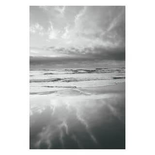 Ariane Moshayedi 'Beach Reflections III' Canvas Art