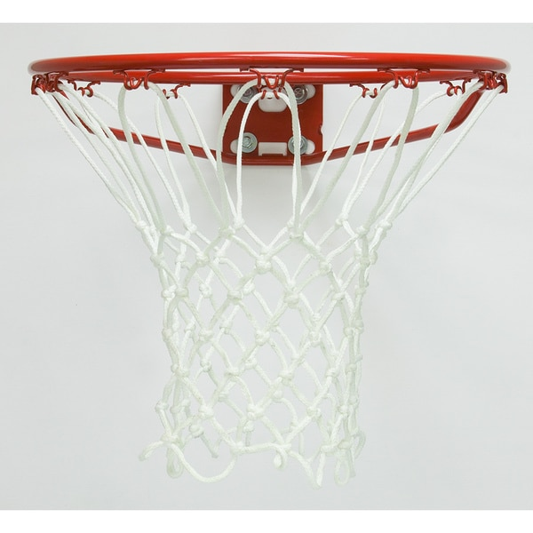 Krazy Net White Basketball Net