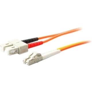 AddOn 2 x SC 62.5/125 to 1 x LC 62.5/125 & 1 x LC 9/125 3m Fiber Opti