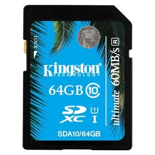 Kingston Ultimate 64 GB SDXC