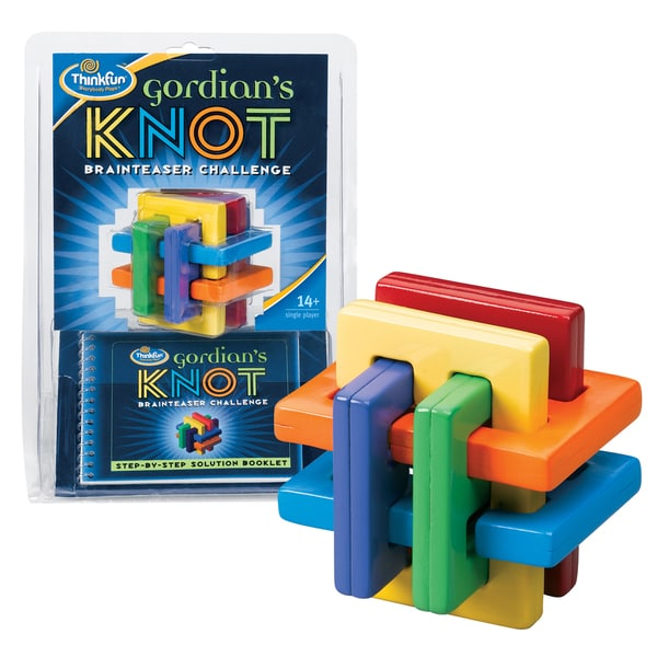 Think Fun Gordian's Knot Puzzle Game