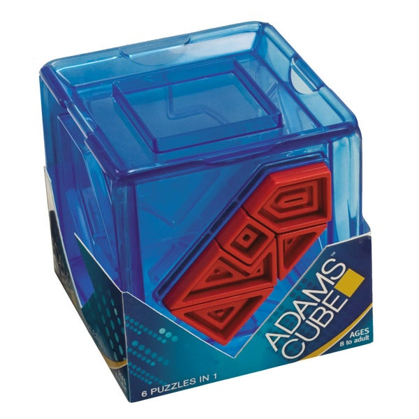 Think Fun Adams Cube Puzzle Game