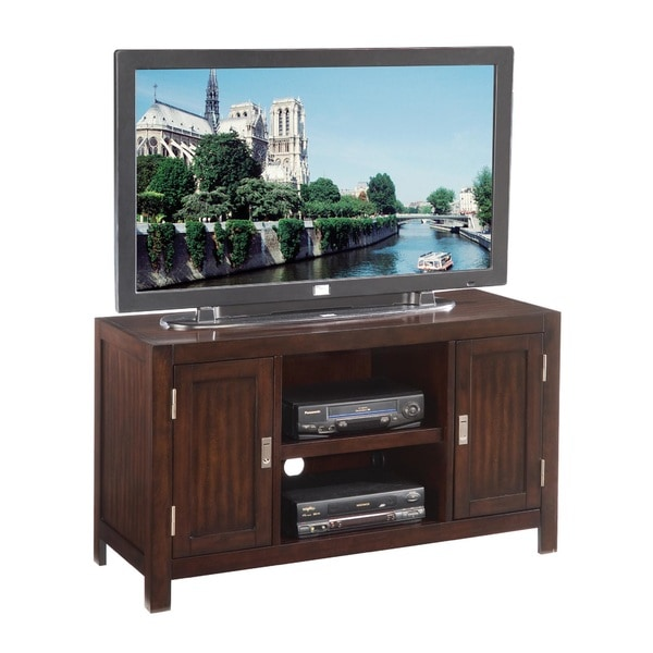 Chic tv stands White Vintage Tv City Chic Espresso Tv Stand By Home Styles Tonywall Shop City Chic Espresso Tv Stand By Home Styles Free Shipping