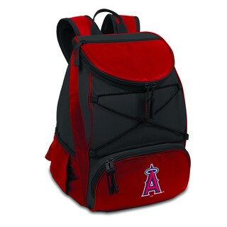 Picnic Time 'MLB' American League PTX Backpack Cooler (Option: Los Angeles Angels)