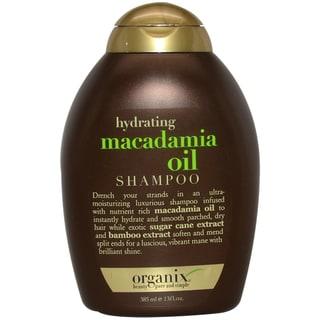 Organix Hydrating Macadamia Oil 13-ounce Shampoo