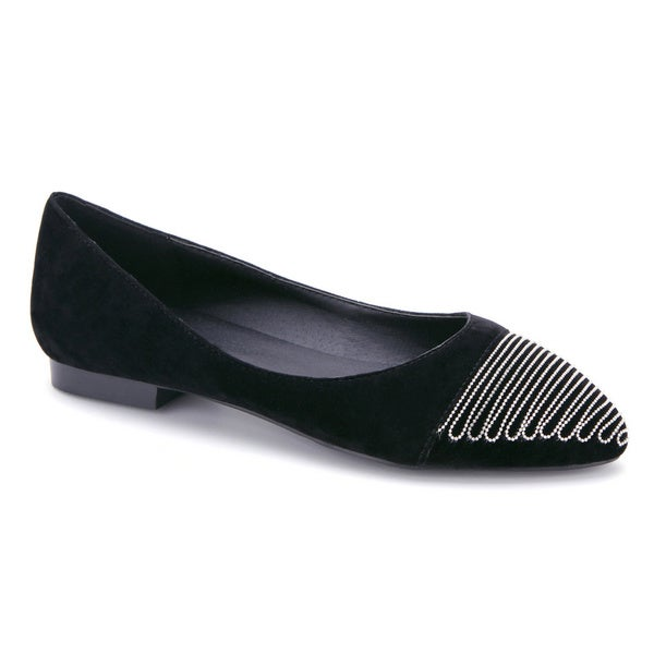 Shop Ann Creek - Women's 'Quinn' Flat - Creek - 7951605 f4a6e2