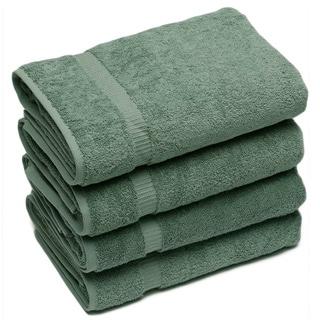 Salbakos Luxury 700 GSM Turkish Cotton Bath Towel (set of 4)