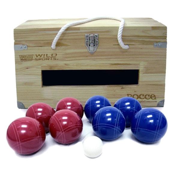 Wild Sports Bocce Ball Set