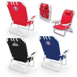 Picnic Time 'MLB' League Monaco Beach Chair|https://ak1.ostkcdn.com/images/products/7954453/7954453/Picnic-Time-MLB-League-Monaco-Beach-Chair-P15327027.jpg?impolicy=medium