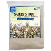 Pellon Full-size Natures Touch 81 x 96-inch Non-scrim Natural Cotton Batting