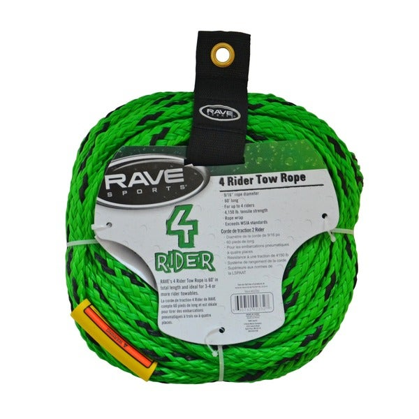 RAVE Sports 4 Rider Tow Rope