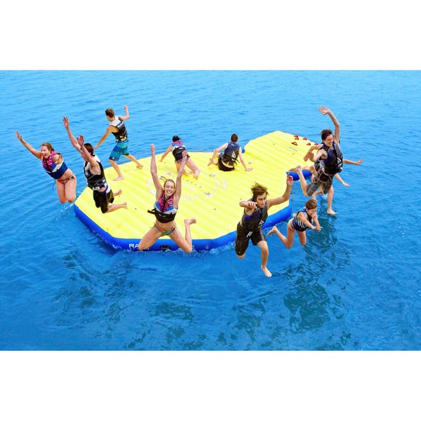 Rave Sports Activity Island