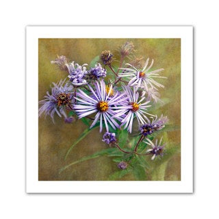 Antonio Raggio 'Flowers in Focus VI' Unwrapped Canvas - Multi (4 options available)