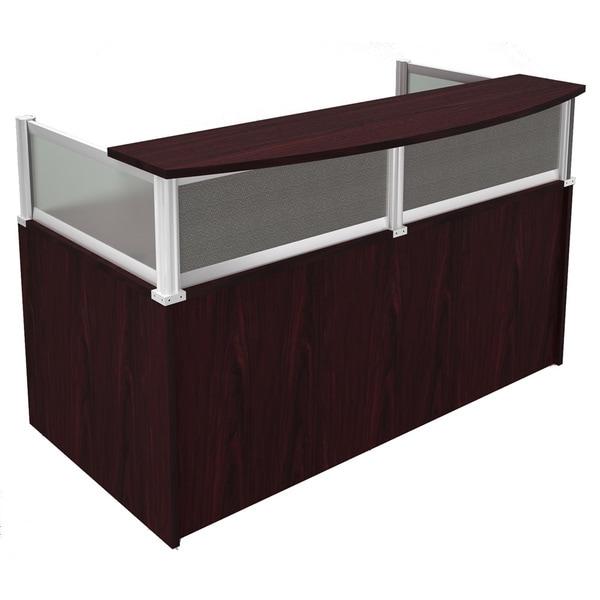 plexiglass furniture. exellent plexiglass boss plexiglass reception desk for furniture