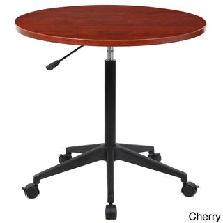 Boss 30 Inch Mobile Round Table