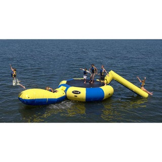Rave Sports Bongo 20 Foot Bouncer Water Park