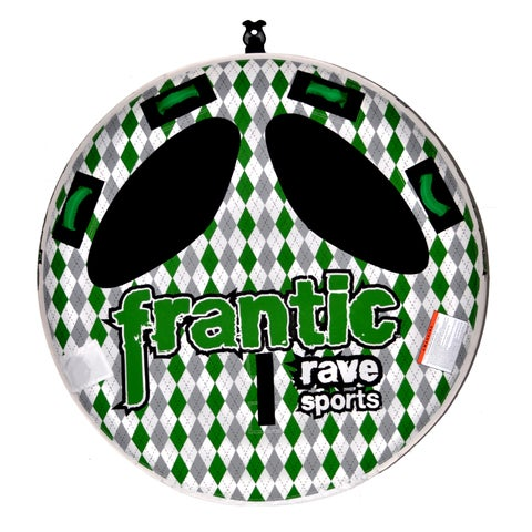 RAVE Sports Frantic 2 Rider Towable