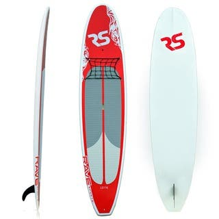 Red Cruiser 11'6 Stand-up Paddle Board SUP by Rave Sports|https://ak1.ostkcdn.com/images/products/7954775/P15327314.jpg?impolicy=medium