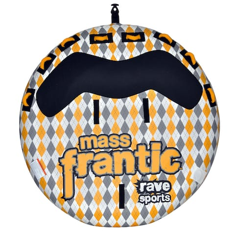 RAVE Sports Mass Frantic 4 Rider Towable