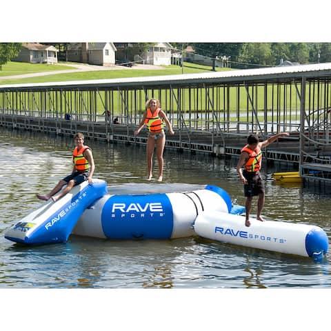 RAVE Sports Splash Zone Plus 12-foot Water Bouncer