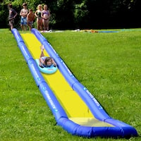 RAVE Sporst Turbo Chute Backyard Water Slide Package