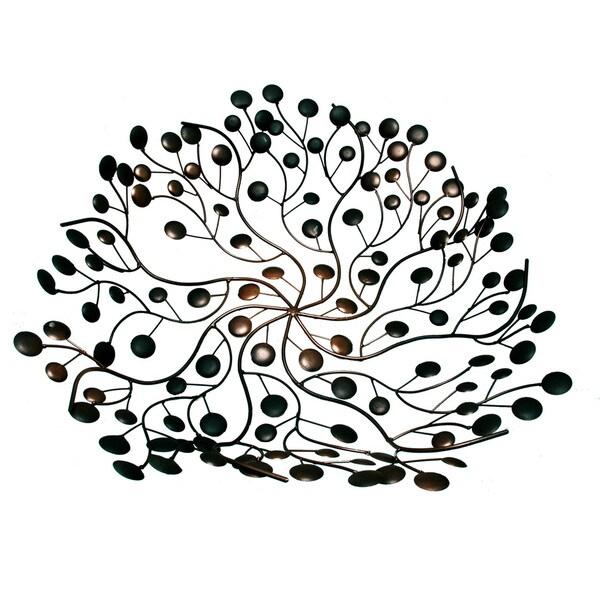 Handmade Cut Copper Wire Bowl (Indonesia)