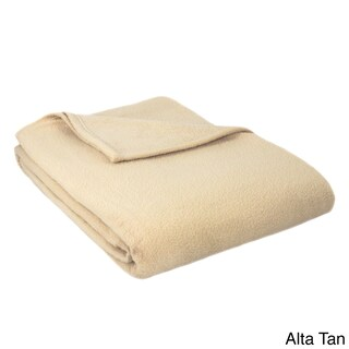 Alta Anti-pill Fleece Blanket (4 options available)