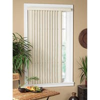 Alabaster Vertical Window Blind