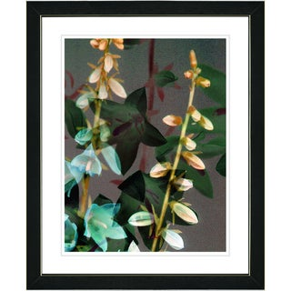 Studio Works Modern 'Bells from Tucapel - Orange' Framed Print