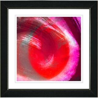 Studio Works Modern 'Cherry Crush' Framed Print