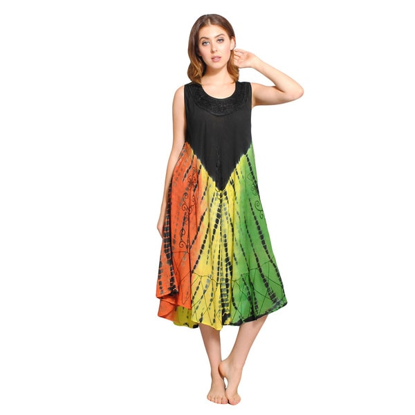 Rasta Beach Summer Gown (India)